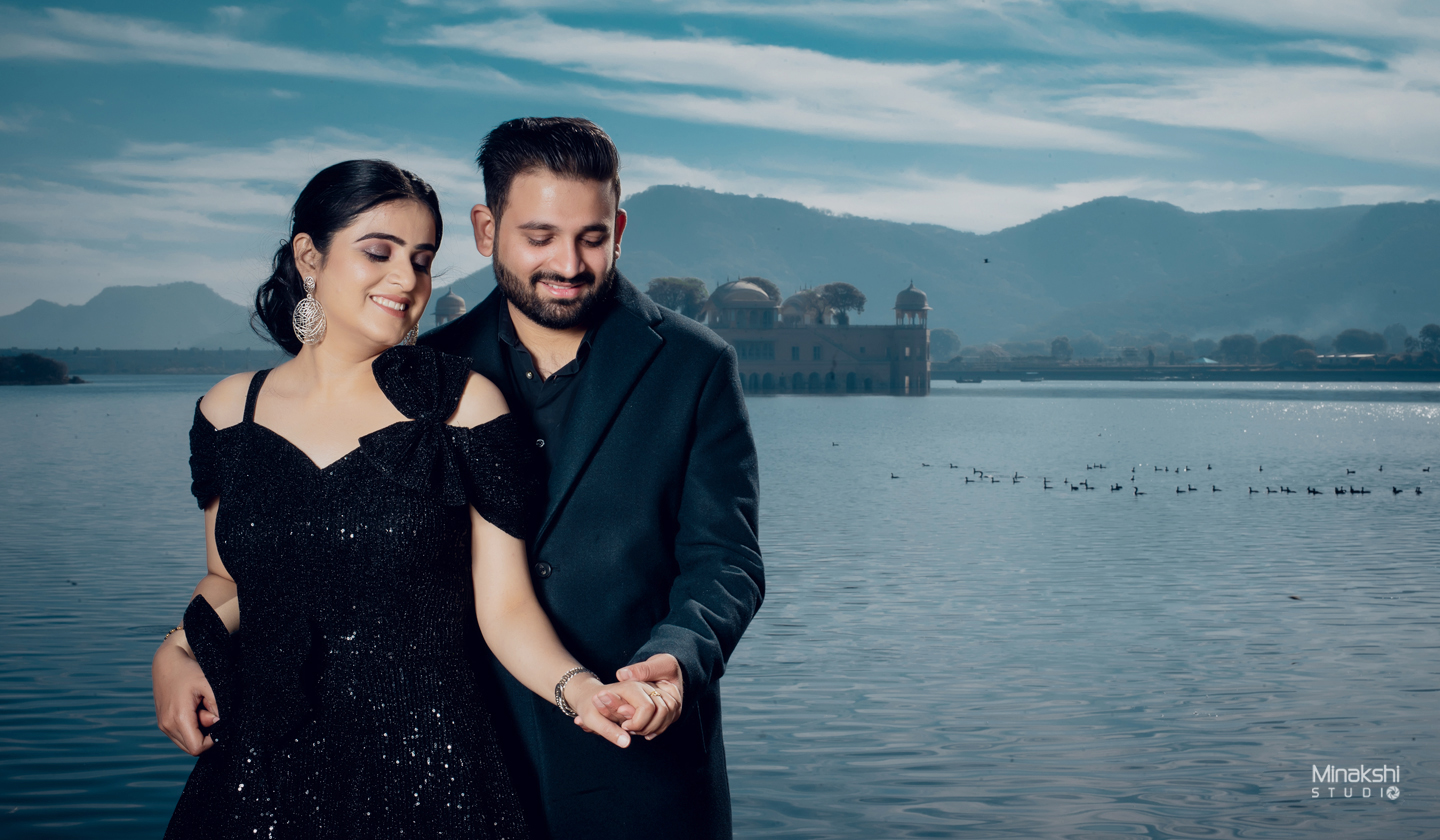 Minakshi Studio Pre-Wedding Photography