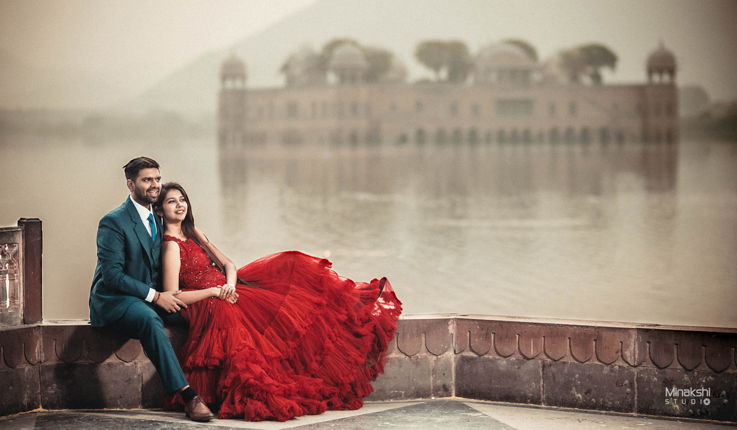 Top Pre-Wedding Photographer